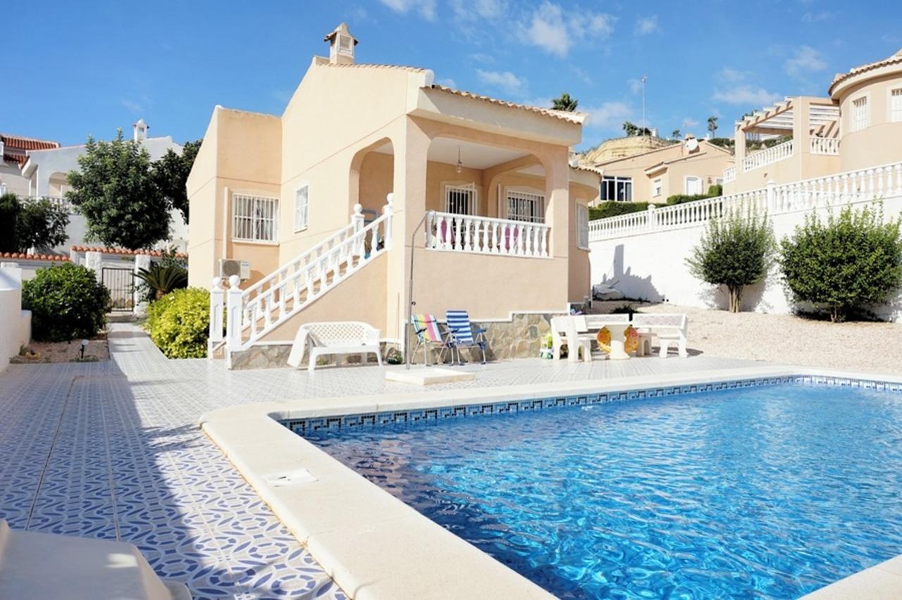Ref:MPD907 Detached villa For Sale in Ciudad Quesada