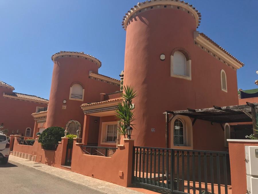 Ref:MPD214 Villa For Sale in Playa Flamenca